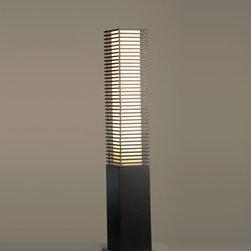 Nova Library - nova kimura floor lamp
