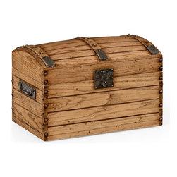 Jonathan Charles - New Jonathan Charles Trunk Oak Oak Tudor Oak - Product Details