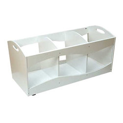See Thru Toy Chest by Kidkraft - Storage is simple with our new See-Thru Toy Chest. Versatile with abundant space for holding just about anything.