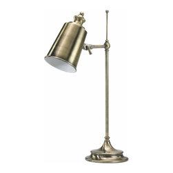 Adjustable Brass Desk Lamp - *Adjustable Brass Lamp