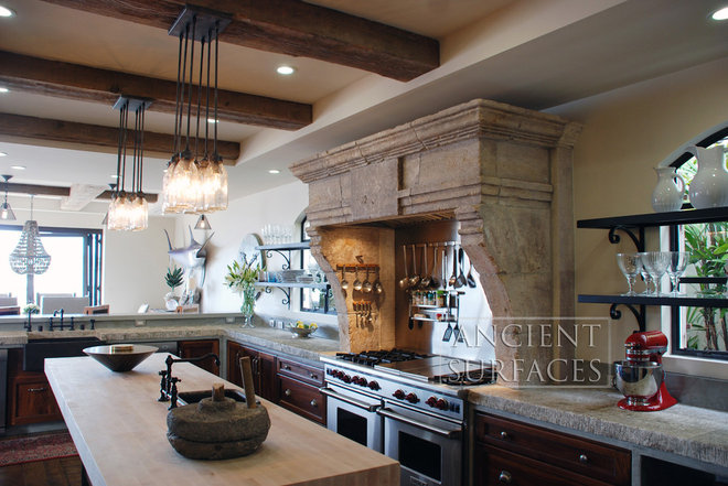 Mediterranean Range Hoods And Vents by Ancient Surfaces