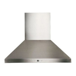 Cavaliere AP238-ACS-CCEL-PSF 10 ft. Chimney Extension - The Cavaliere AP238-ACS-CCEL-PSF 10 ft. Chimney Extension is a must-have addition to your range hood set. Intended for use with Cavaliere brand model AP2385-PSF range hoods (any size) this chimney-style duct cover extends your existing set for use with taller ceilings between 8- and 10-feet high. The extension kit is essential for taller-than-average ceilings to ensure the vent intake is situated between 26 and 34 inches above the cooking surface for optimum performance. Sturdy solid stainless steel is used to craft the piece pairing perfectly with the range hood design. Angle iron support frame extensions are included. About CavaliereCavaliere offers a complete stainless steel range hood collection. They blend superior components with the latest technologies to create range hoods that cater to your needs. Cavaliere has a special understanding of the kitchen environment ergonomics aesthetics and integration within your home or workplace. They specialize in wall-mounted island or under cabinet range hoods that make a statement in your kitchen.