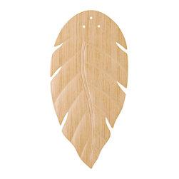 Kichler Lighting - Kichler Lighting 370021 Crystal Bay Fan Blades in Oak - White Washed Oak ABS Blade Set