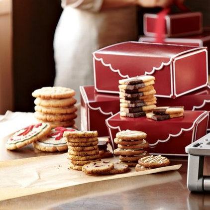Modern Holiday Decorations by Williams-Sonoma
