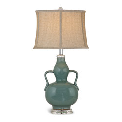 Bassett Mirror - Bassett Mirror Loyette Table Lamp - Loyette Table Lamp