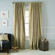 Contemporary Curtains by West Elm
