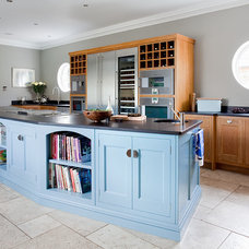 Traditional Kitchen by Christopher Howard