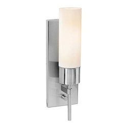 Access Lighting - Aqueous ADA Wall Fixture with On/Off Switch - Aqueous Wall Fixture with On/Off Switch Access Lighting - 50562-BS/OPL