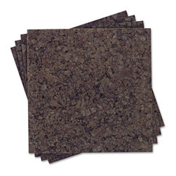 Quartet - Quartet 12 x 12 in. Cork Panel Bulletin Board Multicolor - QRT101 - Shop for Bulletin Boards from Hayneedle.com! Featuring versatility the Quartet 12 x 12 in. Cork Panel Bulletin Board allows you to design a bulletin board or cover an entire wall with dark cork panels. With high-quality construction from natural cork material this panel is long lasting and sturdy. It can be used to post documents using pushpins and also absorbs room noise. The panels can be attached to the desired surface using square double-side adhesive tabs. This set comprises four dark cork panels for enhanced benefit.About United StationersDedicated to making life in the office more organized efficient and easier United Stationers offers a wide variety of storage and organizational solutions for any business setting. With premium products specifically designed with the modern office in mind we're certain you will find the solution you are looking for.From rolling file carts to stationary wall files every product in the United Stations line is designed with one simple goal: to improve office efficiency. In turn you will find increased productivity happier more organized employees and an office setting that simply runs better with the ultimate goal of increasing bottom line profits.