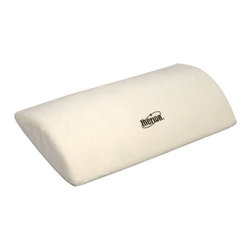 "Therion Research - Magnetic Lumbar Pillow - 7"" x 14"" x 2.5"" - The magnetic lumbar pillow helps provide relief for back spasms, sciatica, herniated discs, and general lower back pain. Comfortable, contoured medical foam reduces pressure on your lower back and spine, while deep-penetrating, 4,300 gauss magnetic fields improve blood flow so you experience relief from pain and stiffness."