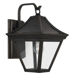Robert Abbey - Charleston Wall Sconce - Welcome family and friends with a stately lantern inspired by the charming colonial city of Charleston, S.C. Mount a pair in your choice of brass, nickel or bronze patina to truly distinguish your home.