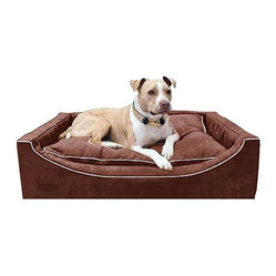 Animals Matter Heavenly Lounger Pet Bed - Frontgate Dog Bed