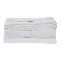 Ultra Soft Bamboo Towel Set by ExceptionalSheets - The Specifics