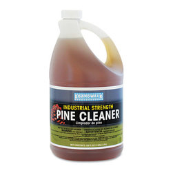 Boardwalk - Boardwalk All-Purpose Pine Cleaner, 1Gal Bottle - Tackles grease and grime.
