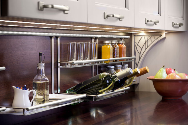 Cabinet And Drawer Organizers by Hafele America Co.