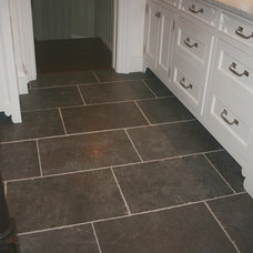 traditional floor tiles by Eccologie LLC