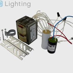 Keystone - Keystone MH-150X-Q-KIT 150W Metal Halide Ballast Kit, Quad Tap - 150W (M102) Metal Halide Ballast Q-Kit.