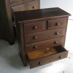 Five Drawer Night Stand - Five drawer night stand.