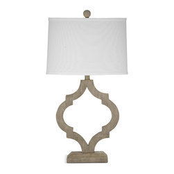 Bassett Mirror - Bassett Mirror Edmonton Table Lamp - Edmonton Table Lamp