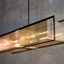 b+g design furniture & lighting products - Stretch Pendant by b+g's Scale Collection