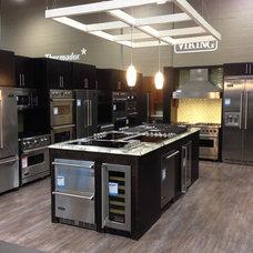 Major Kitchen Appliances by Pacific Sales Kitchen & Home