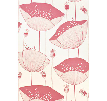 Contemporary Wallpaper by MissPrint