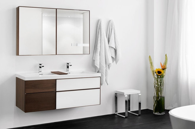 Modern Bathroom Vanities And Sink Consoles by WETSTYLE