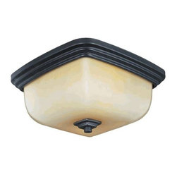 "Belle Foret - Belle Foret BF857288 10"" Square Flushmount Ceiling Light in Oil Rubbed Bronze - - Belle Foret BF857288 10"" Square Flushmount Ceiling Light in Oil Rubbed Bronze - HDModel: WI857288The Belle Foret collection includes a full range of kitchen and bath faucets, copper basins, bathtubs, and bath vanities in timeless finishes to perfectly complement any décor. True to the Country French design, these distinctively elegant faucets and fixtures are graced by the rich patina of time - without the wait or expense.Classical and attractive, this flushmount ceiling fixture works well in many design settings. Enhanced with decorative cased opal etched glass. Ready to install.Belle Foret BF857288 10"" Square Flushmount Ceiling Light in Oil Rubbed Bronze - HDModel: WI857288, Features:• Oil Rubbed Bronze finish"