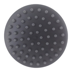 """Danze - Danze MAT-100-ORB 6"""" Round Sunflower Oil Rubbed Bronze - Danze/Fusion MAT-100-ORB Oil Rubbed Bronze 6"""" Daisy Showerhead has 90 easy clean rubber jets with detachable face.  Shower arm not included."""
