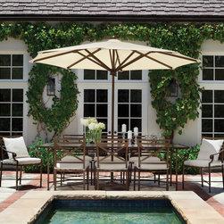Outdoor Patio Furniture - Venetian by Brown Jordan