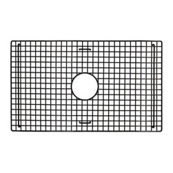 "Native Trails - Native Trails 27"" x 16"" Bottom Grid in Mocha - *Native Trails Bottom Grids fit neatly on the floor of the sink, offering protection for the bottom and a cushion for fragile dishes"