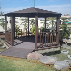 Tropical Gazebos by sajid ahmed