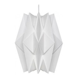 """Le Klint - Le Klint 152 pendant - The 152 pendant was  designed by Hvidt & Molgaard and is produced by Le Klint.  It  features a pleated white  PVC shade. The PVC shade is color stabilized,  washable and completely anti-static.  Product description: The 152 pendant was  designed by Hvidt & Molgaard and is produced by Le Klint.  It  features a pleated white  PVC shade. The PVC shade is color stabilized,  washable and completely anti-static.    Details:                                                                                                                                                                                    Manufacturer:            Le Klint                            Designer:             Hvidt & Molgaard                            Made in:            Denkmark                            Dimension:                 152a:      h:      12,99"""" (33     cm) x                d:                10,63""""     (27     cm)                                         152b: h: 17,32"""" (44      cm) x d: 14,17"""" (36 cm)                            Light bulb:                  152a: 1 x 75W,  152b: 1 x 100W E26 - not      included                            Material:                 PVC                                    True classics   Kaare Klint was the son of P.V. Jensen Klint. He was a well-known and respected  architect and a skilled craftsman and designer who has had considerable  influence on Danish furniture making. The company LE KLINT was blessed with  Kaare Klint's great talent from the beginning. Today, the """"fruit lantern"""" which  he created in 1944, is as successful as ever and one of the company's most  popular lamps. An impressive list  of competent and well-reputed designers and architects have designed LE KLINT  shades and lamps throughout the years. There is no doubt that this is one of the  explanations why  LE KLINT-lamps are considered """"modern classics""""."""