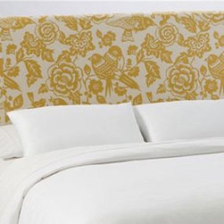 """Skyline Furniture - Slipcover Upholstered Headboard - This beautifully hand-crafted headboard adds style to any bedroom. The slipcover headboard is accented by its minimalist styling and design. With its pine wood frame and thick luxurious foam padding bedtime reading may last a little longer. Features: -Metal legs.-Pine wood frame.-100% Cotton fabric, spot clean only.-Foam made out of polyurethane foam cotton.-Headboards attach to a standard bed frame using the provided metal legs construction.-Slipcover collection.-Gloss Finish: No.-Hardware Material: Steel.-Wall Mounted: Yes.-Reversible: No.-Media Outlet Hole: No.-Built In Outlets: No.-Hardware Finish: Black metal.-Finished Back: No.-Distressed: No.-Hidden Storage: No.-Freestanding: No.-Frame Required: Yes.-Frame Included: No.-Drill Holes for Frame: Yes.-Commercial Use: No.-Recycled Content: No.-Country of Manufacture: United States.Specifications: -EPP Compliant: No.-CPSIA or CPSC Compliant: Yes.-CARB Compliant: Yes.-JPMA Certified: No.-ASTM Certified: No.-ISTA 3A Certified: Yes.-PEFC Certified: No.-General Conformity Certificate: Yes.-Green Guard Certified: No.Dimensions: -Overall Height - Top to Bottom (Size: California King, Full, King, Queen, Twin): 51"""".-Overall Width - Side to Side (Size: California King): 74"""".-Overall Width - Side to Side (Size: King): 78"""".-Overall Depth - Front to Back (Size: California King, King, Full, Queen, Twin): 4"""".-Overall Product Weight (Size: California King): 40 lbs.-Overall Product Weight (Size: Full): 31 lbs.-Overall Product Weight (Size: King): 45 lbs.-Overall Product Weight (Size: Queen): 33 lbs.-Overall Product Weight (Size: Twin): 24 lbs.-Leg Height: 6"""".-Bottom of Headboard to Floor: 24"""".Assembly: -Assembly Required: Yes.-Tools Needed: Allen wrench, wrench.-Additional Parts Required: No.Warranty: -Product Warranty: 1 Year limited (Excludes fabric)."""
