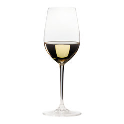 Crystal of America/Riedel - Riedel Vinum Riesling Grand Cru 2 pack - Makes every sip a celebration! A set of two elegant lead-crystal glasses, designed for Riesling, enhances the style of your table and your joy in the wine.
