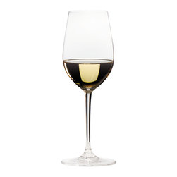 Riedel - Riedel Vinum Riesling Grand Cru 2 pack - Makes every sip a celebration! A set of two elegant lead-crystal glasses, designed for Riesling, enhances the style of your table and your joy in the wine.