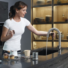 Contemporary Kitchen Faucets by Gerhards - The Kitchen & Bath Store