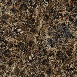 "Emperador Dark Solid Polished Floor Tiles 12"" x 12"" - Lot of 40 Tiles - 12"" x 12"" thick Full solid Emperador Dark Marble Polished Floor or Wall Tiles."