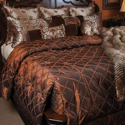 King Highborn Coverlet set - King Highborn Set: