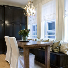 Traditional Dining Room by Inspired Interiors