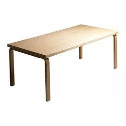 Artek - Artek   Table 83 - Design by Alvar Aalto, 1935.
