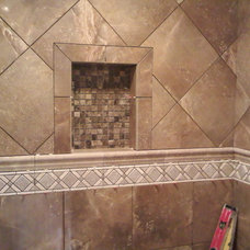 Contemporary  by Innovative Tile & Stone