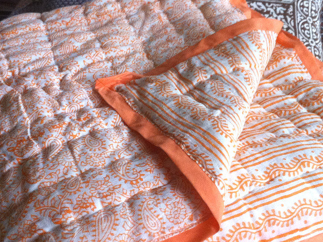Contemporary Quilts And Quilt Sets by Tilonia
