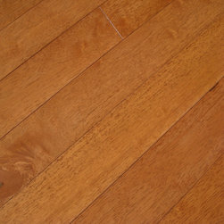 "TEKA - Park Collection Hevea Everglades Engineered - Samples 8"" x 3.5"" - This listing is for 2 pieces of wood floor samples"