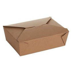 BioPlus Earth Recycled Take-Out Container #3, Set of 200 - If you go out to eat, most places will now send you home with biodegradable packaging. Styrofoam is decidedly eco-unfriendly!