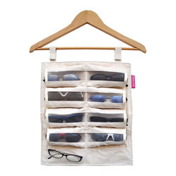Hang-Hers Glasses Organizer