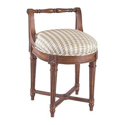 Louis J Solomon Louis XVI Vanity Chair - CHR-7717