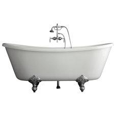 Transitional Bathtubs by Baths of Distinction Inc.
