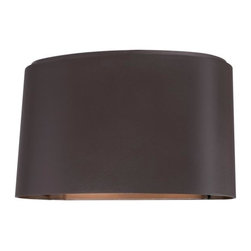 Minka-Lavery - Minka-Lavery Everton 2-Light Outdoor Pocket Lantern - 72400-615B - This 2-Light Outdoor Foyer Hall Fixture has a Bronze Finish and is part of the Everton Collection. It is Dark Sky Compliant, and ADA Compliant.