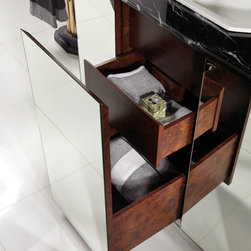 Fantasma Luxury Bathroom Vanity by Petracer's - Fantasma